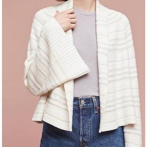 NWT Anthropologie Moth Mahalia cardigan